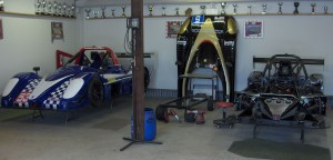 Corinium Motorsport - Workshop - Radical Sportscars